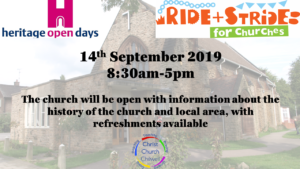 Heritage Open Day @ Christ Church Chilwell