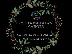 Contemporary Carols @ Christ Church Chilwell