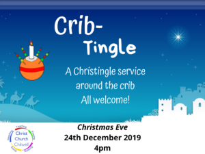 CribTingle with Makaton signing @ Christ Church Chilwell