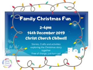 Family Christmas Fun @ Christ Church Chilwell