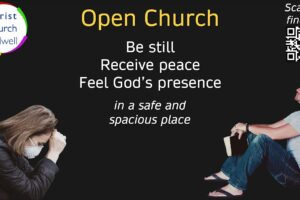 Details of Open Church at Christ Church Chilwell